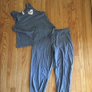 Victoria's Secrets Pajama Set